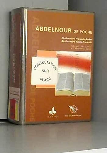 9782841610884: Abdelnour poche / ar-fr / fr-a