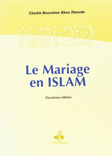 9782841611171: Mariage en Islam