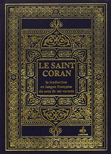Saint coran français seul [Couleur aléatoire des: Anonyme