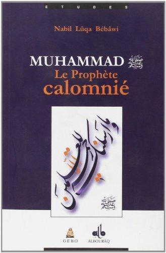9782841613144: Prophete calomnie. (Le)