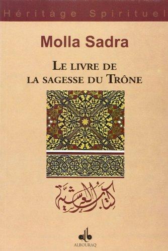 9782841613380: Le Livre de la Sagesse du Trone (French Edition)