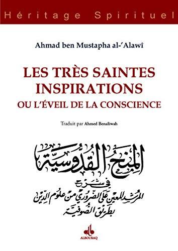 TRES SAINTES INSPIRATIONS OU L EVEIL DE: AL ALAWI AHMAD BEN