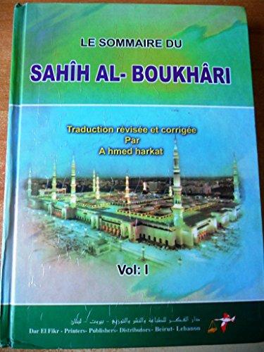 9782841615735: Sommaire de Bukhârî (bilingue) (Le)
