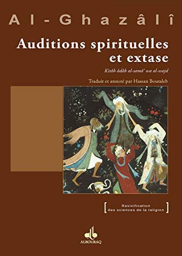 9782841615773: le livre des auditions spirituelles et de l'extase