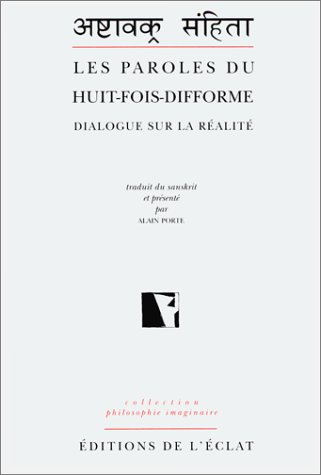 9782841620098: Les Paroles du Huit - fois - difforme : Dialogue sur la réalité