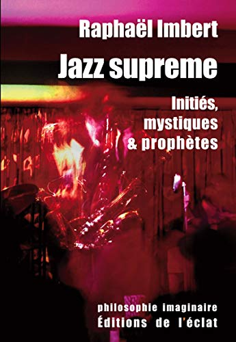 Jazz Supreme: Imbert, Rapha�l