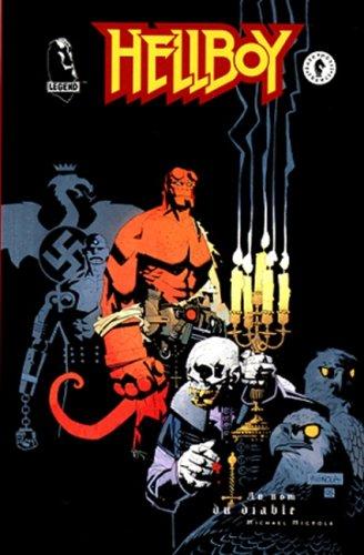 9782841640638: Hellboy : Au nom du diable (Hollywood Stars)