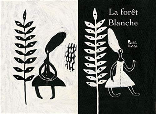 9782841663675: La Foret Blanche (Version Kamishibai)