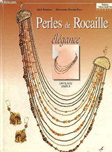 9782841671106: Perles de rocaille : Elégance