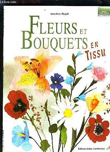 9782841671908: Fleurs et bouquets en tissu