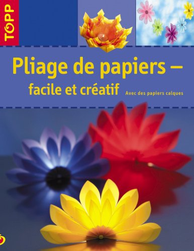 9782841673803: Pliage de papiers facile et créatif