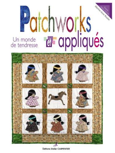 9782841673940: patchworks et appliques