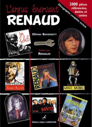 9782841674893: Renaud: l'argus �nervant