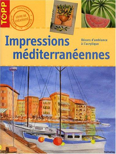 9782841675319: Impressions méditerranéennes