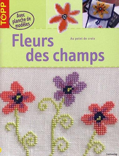 Fleurs des champs au point de croix: Siegrun Boss-kulbe