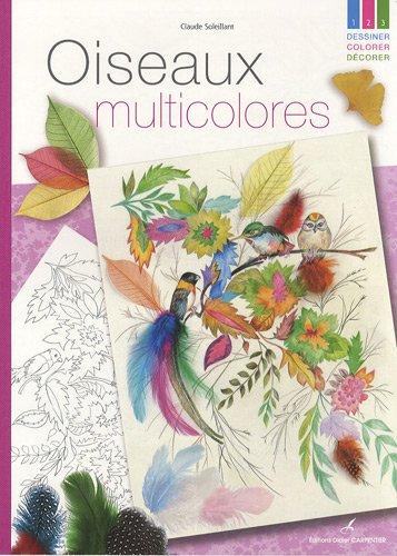 9782841676286: Oiseaux multicolores