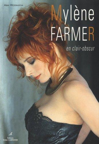 9782841676361: Myl�ne Farmer en clair-obscur