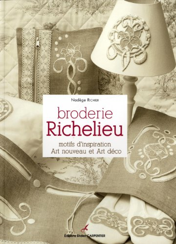 9782841676965: Broderie Richelieu (French Edition)