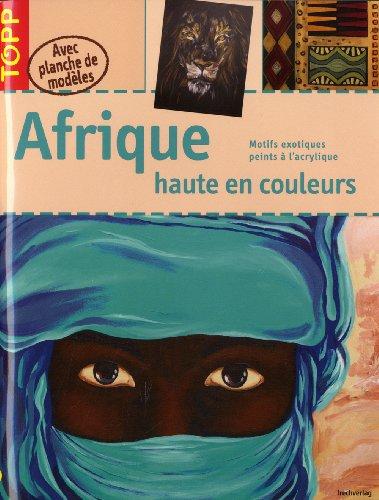 9782841677009: Afrique haute en couleurs