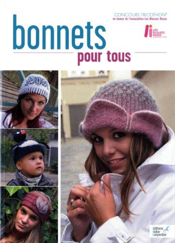 BONNETS POUR TOUS (CONCOURS TRICOTHON): COLLECTIF
