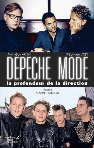 9782841678310: Depeche Mode, la profondeur de la direction