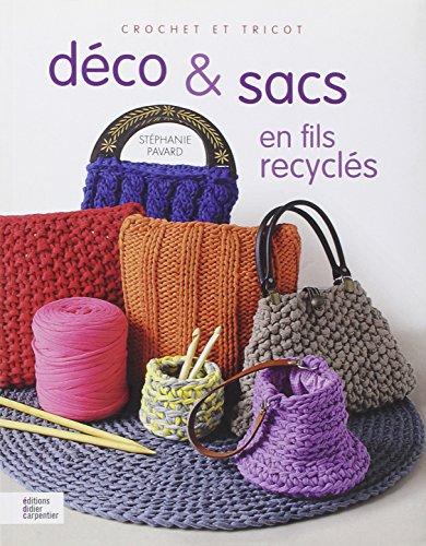 9782841678501: Déco & sacs en fils recyclés