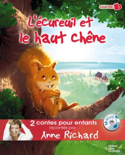 9782841678563: L'écureuil et le haut chêne ; Les trois petits cochons (1CD audio)