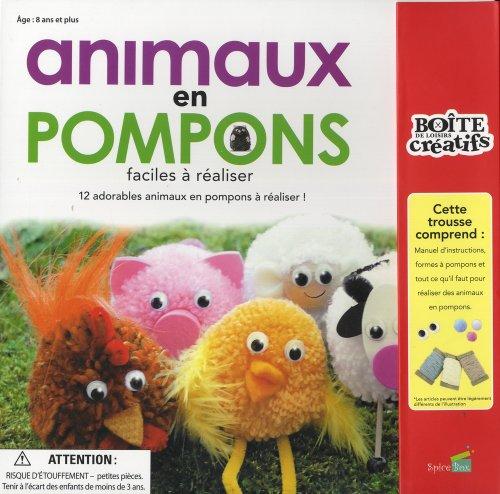 9782841678624: Coffret pompons