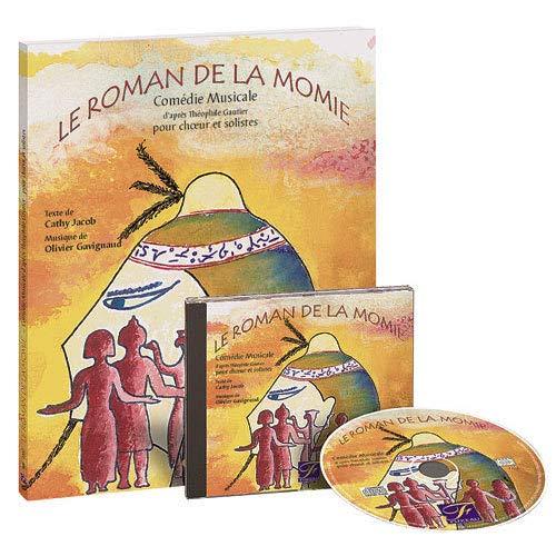 9782841691326: Le Roman de la Momie - Partition + CD