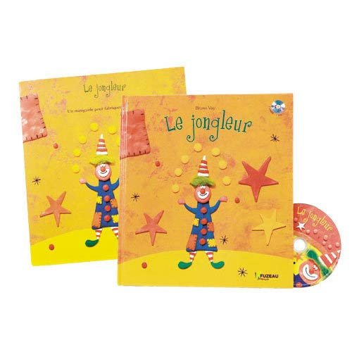 9782841691661: Le jongleur (+ 1 CD audio)