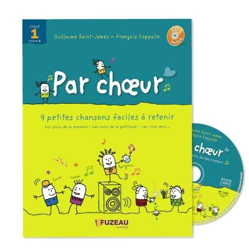 9782841692040: Par choeur Cycle 1 (French Edition)