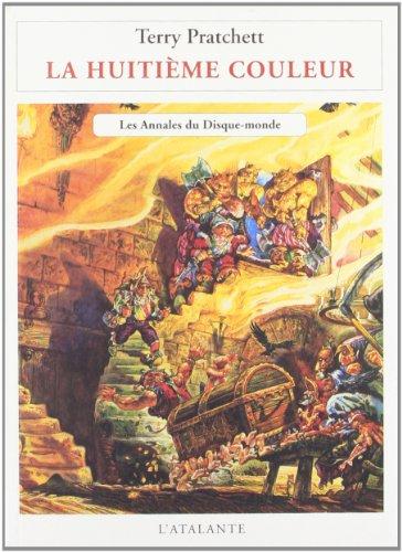 9782841720392: Les Annales du Disque-Monde, Tome 1 : La Huiti�me couleur