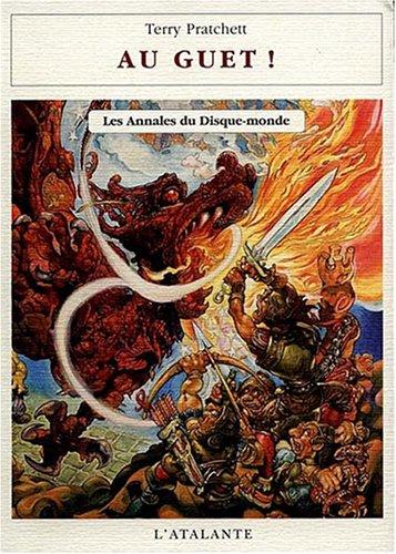 9782841720453: Les Annales du Disque-Monde, Tome 8 : Au guet !
