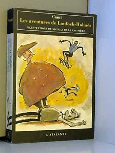9782841720583: Les Aventures de Loufock-Holmes