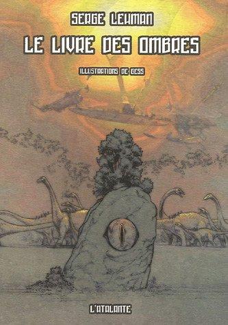 Le livre des ombres.: LEHMAN Serge