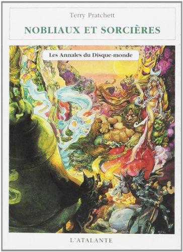 9782841721177: Les Annales du Disque-Monde, Tome 14 : Nobliaux et sorci�res