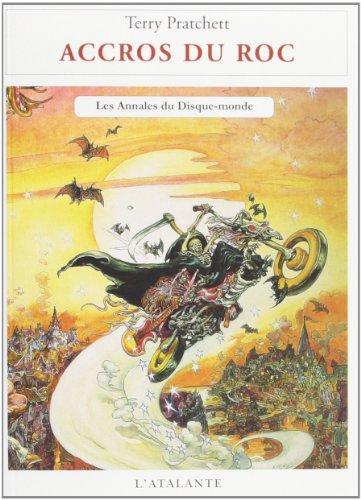 9782841721436: Les Annales du Disque-Monde, Tome 16 : Accros du roc