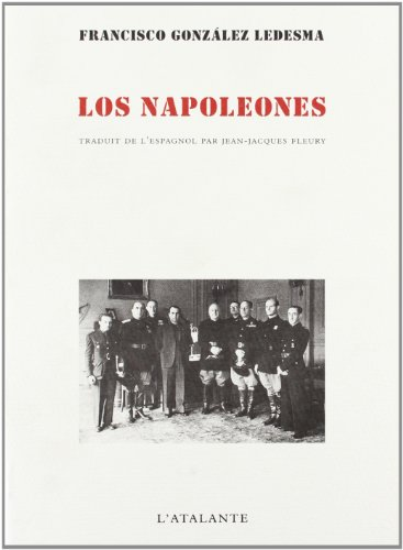 9782841721832: Los Napoleones (Insomniaques et ferroviaires)
