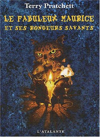 9782841722921: Le fabuleux Maurice et ses rongeurs savants