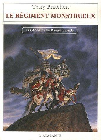 ANNALES DU DISQUE-MONDE T.29 (LES) : LE RÉGIMENT MONSTRUEUX: PRATCHETT TERRY