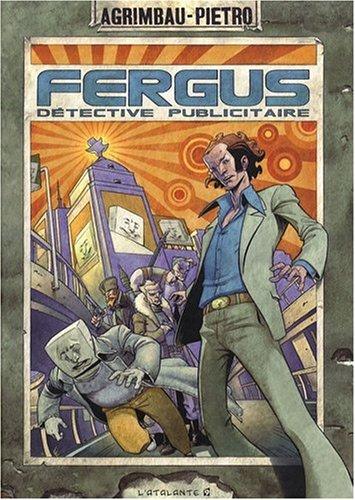 9782841724246: Fergus détective publicitaire