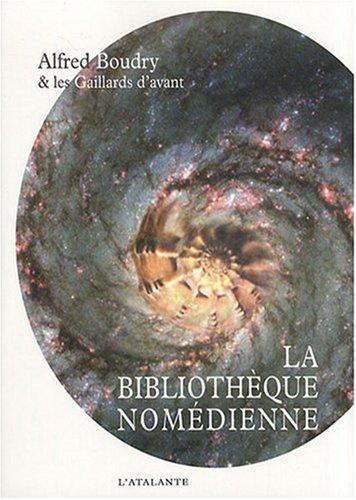 La bibliothèque nomédienne: Alfred Boudry, Alfred Bourdy
