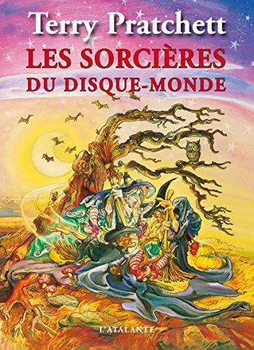 Les sorcières du Disque-monde: Terry Pratchett