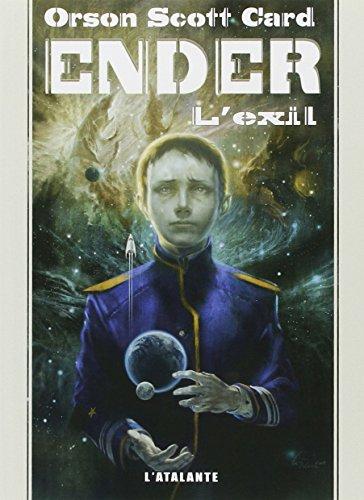 9782841725014: Ender : l'exil