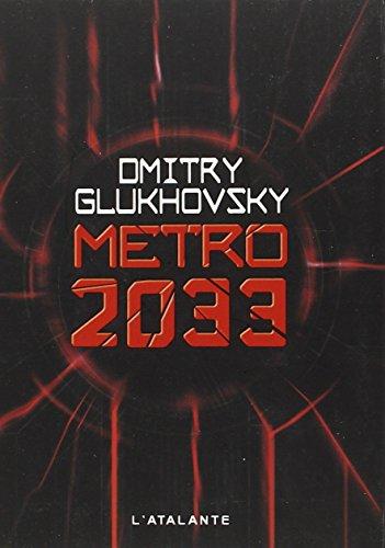 9782841725052: Métro 2033