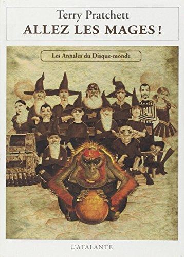 Allez les mages !: Terry Pratchett
