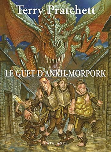 9782841725229: Recueil des Annales du Disque-Monde, tome 2 : Le Guet d'Ankh-Morpork
