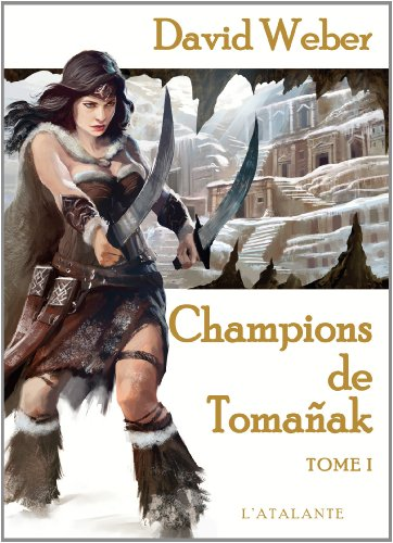 9782841725748: Le dieu de la guerre, livre 2 : Le champion de Toma�ak, tome 1