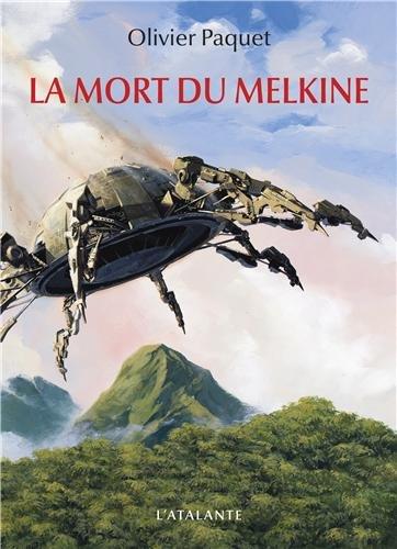 9782841726400: La mort du Melkine