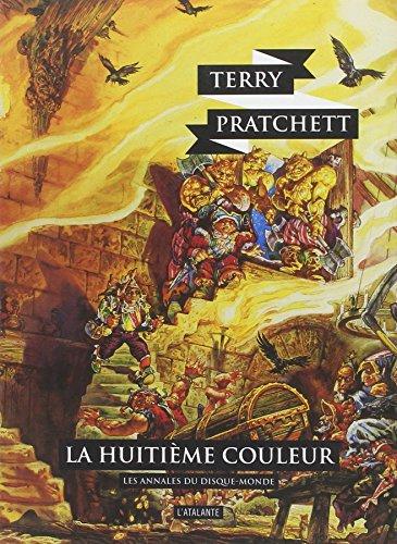 9782841726899: Les annales du Disque-Monde, Tome 1 : La Huitième Couleur